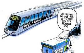 Funny bus