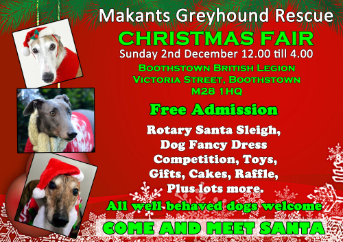 Makants xmas fair